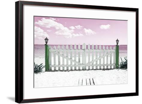 Cuba Fuerte Collection - The Gates of Heaven III-Philippe Hugonnard-Framed Art Print