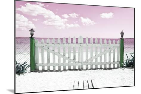 Cuba Fuerte Collection - The Gates of Heaven III-Philippe Hugonnard-Mounted Photographic Print