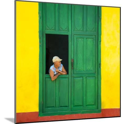 Cuba Fuerte Collection SQ - Cuban Looks-Philippe Hugonnard-Mounted Photographic Print