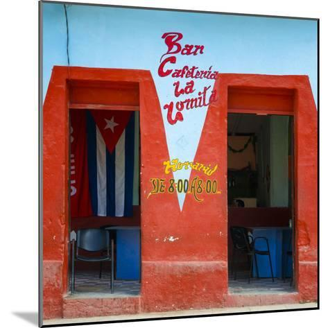 Cuba Fuerte Collection SQ - Cafeteria-Philippe Hugonnard-Mounted Photographic Print