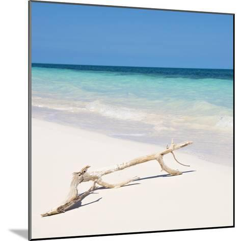 Cuba Fuerte Collection SQ - Natural Wild Beach-Philippe Hugonnard-Mounted Photographic Print