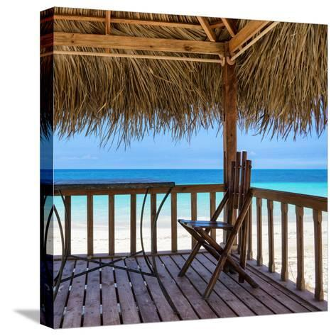 Cuba Fuerte Collection SQ - Serenity II-Philippe Hugonnard-Stretched Canvas Print