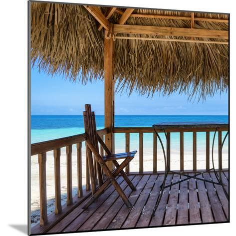 Cuba Fuerte Collection SQ - Serenity-Philippe Hugonnard-Mounted Photographic Print