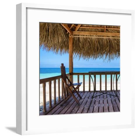 Cuba Fuerte Collection SQ - Serenity-Philippe Hugonnard-Framed Art Print
