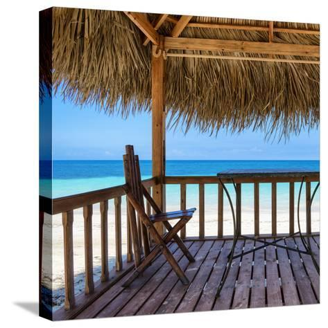 Cuba Fuerte Collection SQ - Serenity-Philippe Hugonnard-Stretched Canvas Print