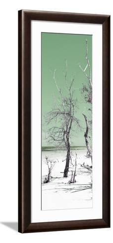 Cuba Fuerte Collection Panoramic - Olive Summer-Philippe Hugonnard-Framed Art Print