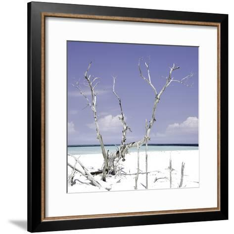 Cuba Fuerte Collection SQ - Purple Serenity-Philippe Hugonnard-Framed Art Print