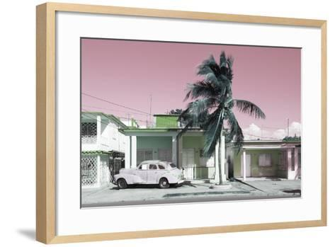 Cuba Fuerte Collection - Sunday Afternoon II-Philippe Hugonnard-Framed Art Print