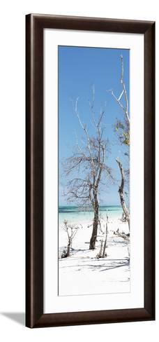 Cuba Fuerte Collection Panoramic - Blue Summer-Philippe Hugonnard-Framed Art Print