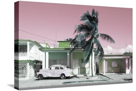 Cuba Fuerte Collection - Sunday Afternoon II-Philippe Hugonnard-Stretched Canvas Print