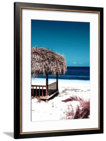 Cuba Fuerte Collection - Serenity II-Philippe Hugonnard-Framed Art Print