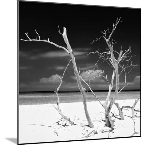 Cuba Fuerte Collection SQ BW - Stillness-Philippe Hugonnard-Mounted Photographic Print