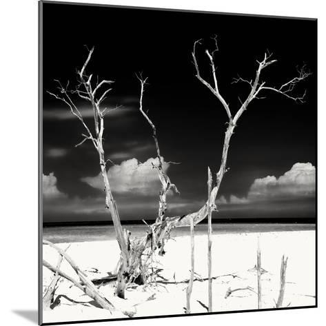 Cuba Fuerte Collection SQ BW - Serenity II-Philippe Hugonnard-Mounted Photographic Print