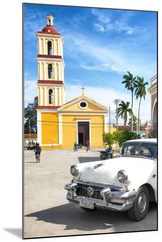 Cuba Fuerte Collection - Main square of Santa Clara II-Philippe Hugonnard-Mounted Photographic Print