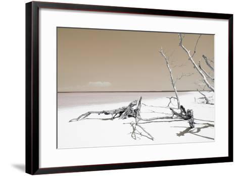 Cuba Fuerte Collection - Wild Orange Lagoon-Philippe Hugonnard-Framed Art Print