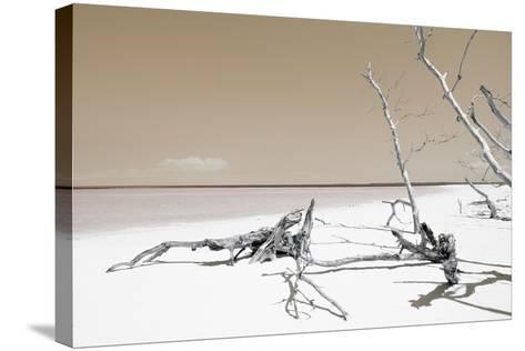 Cuba Fuerte Collection - Wild Orange Lagoon-Philippe Hugonnard-Stretched Canvas Print