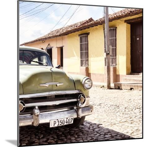 Cuba Fuerte Collection SQ - Old Cuban Chevy IV-Philippe Hugonnard-Mounted Photographic Print
