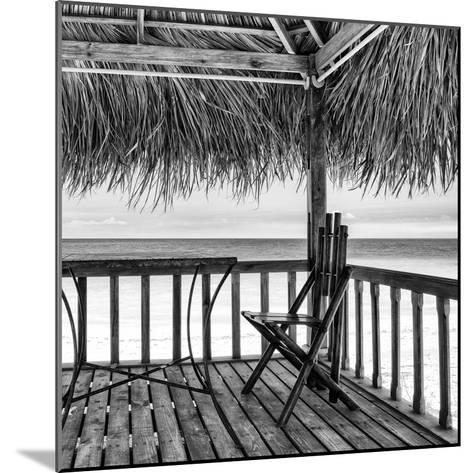 Cuba Fuerte Collection SQ BW - Serenity III-Philippe Hugonnard-Mounted Photographic Print