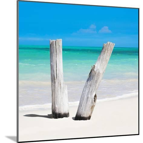 Cuba Fuerte Collection SQ - Clear Blue-Philippe Hugonnard-Mounted Photographic Print
