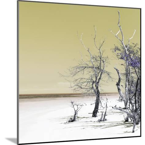 Cuba Fuerte Collection SQ - Yellow Summer-Philippe Hugonnard-Mounted Photographic Print