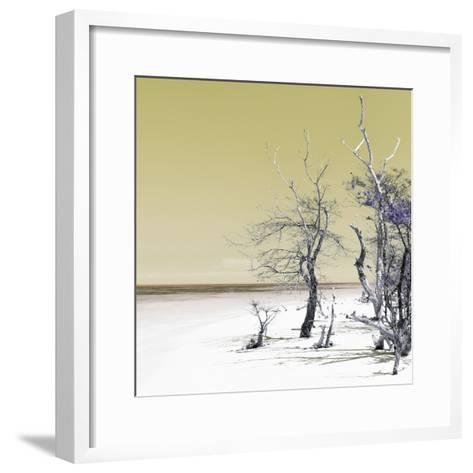Cuba Fuerte Collection SQ - Yellow Summer-Philippe Hugonnard-Framed Art Print