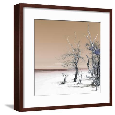 Cuba Fuerte Collection SQ - Salmon Summer-Philippe Hugonnard-Framed Art Print