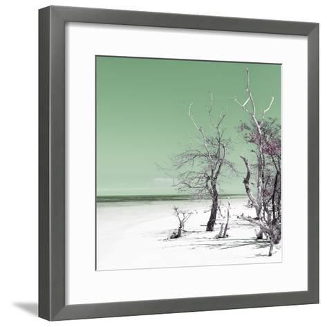 Cuba Fuerte Collection SQ - Olive Summer-Philippe Hugonnard-Framed Art Print