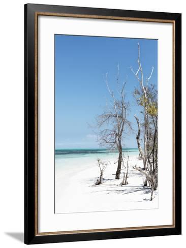 Cuba Fuerte Collection - Blue Summer-Philippe Hugonnard-Framed Art Print