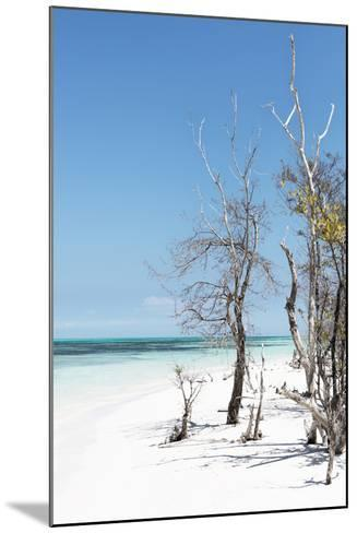 Cuba Fuerte Collection - Blue Summer-Philippe Hugonnard-Mounted Photographic Print