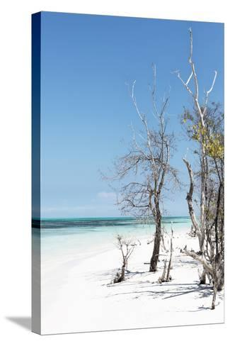 Cuba Fuerte Collection - Blue Summer-Philippe Hugonnard-Stretched Canvas Print