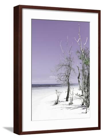 Cuba Fuerte Collection - Plum Summer-Philippe Hugonnard-Framed Art Print
