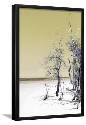 Cuba Fuerte Collection - Yellow Summer-Philippe Hugonnard-Framed Art Print