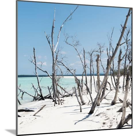 Cuba Fuerte Collection SQ - Tropical Wild Beach-Philippe Hugonnard-Mounted Photographic Print