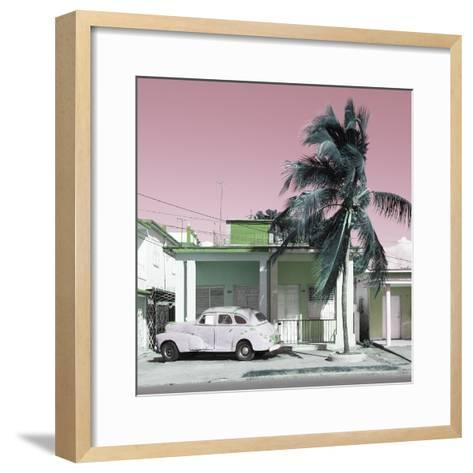 Cuba Fuerte Collection SQ - Sunday Afternoon II-Philippe Hugonnard-Framed Art Print