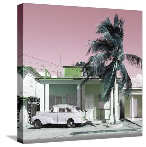 Cuba Fuerte Collection SQ - Sunday Afternoon II-Philippe Hugonnard-Stretched Canvas Print
