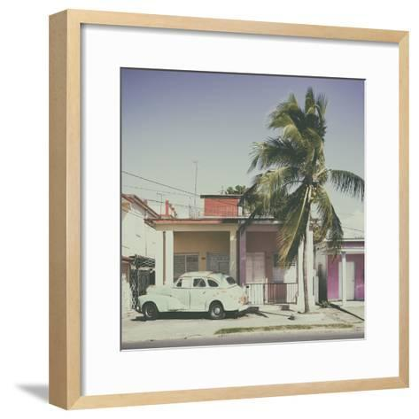 Cuba Fuerte Collection SQ - Sunday Afternoon III-Philippe Hugonnard-Framed Art Print