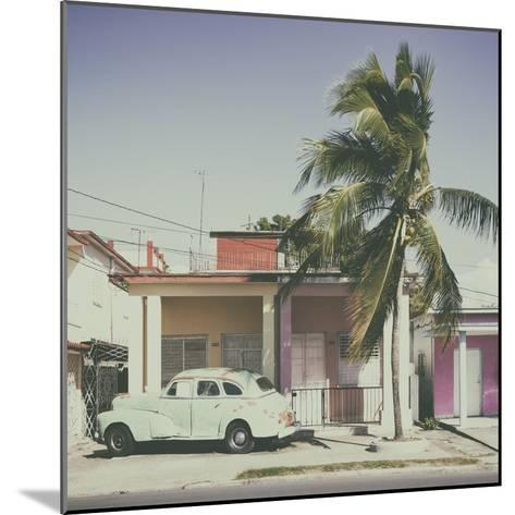 Cuba Fuerte Collection SQ - Sunday Afternoon III-Philippe Hugonnard-Mounted Photographic Print