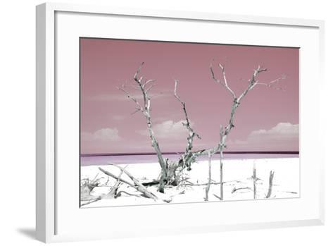 Cuba Fuerte Collection - Beautiful Wild Beach IV-Philippe Hugonnard-Framed Art Print