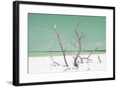 Cuba Fuerte Collection - Green Stillness-Philippe Hugonnard-Framed Art Print