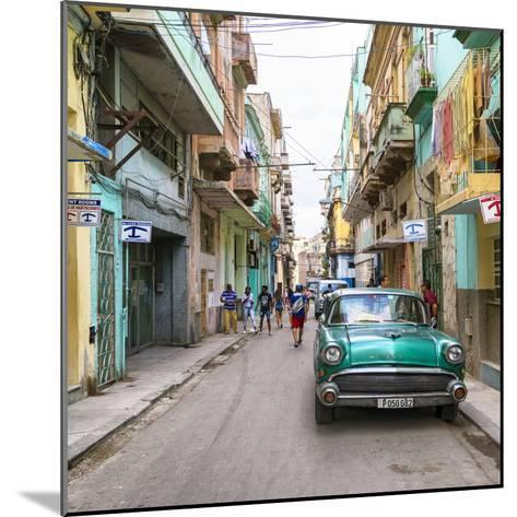 Cuba Fuerte Collection SQ - Havana Centro-Philippe Hugonnard-Mounted Photographic Print