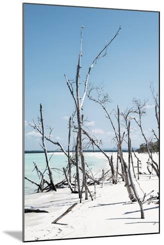 Cuba Fuerte Collection - Tropical Wild Beach III-Philippe Hugonnard-Mounted Photographic Print