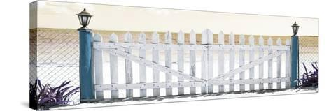 Cuba Fuerte Collection Panoramic - The Gates of Heaven II-Philippe Hugonnard-Stretched Canvas Print