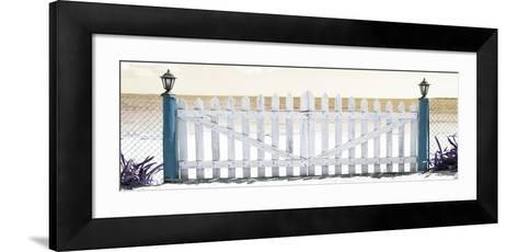 Cuba Fuerte Collection Panoramic - The Gates of Heaven II-Philippe Hugonnard-Framed Art Print