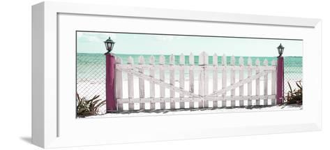 Cuba Fuerte Collection Panoramic - The Gates of Heaven IV-Philippe Hugonnard-Framed Art Print
