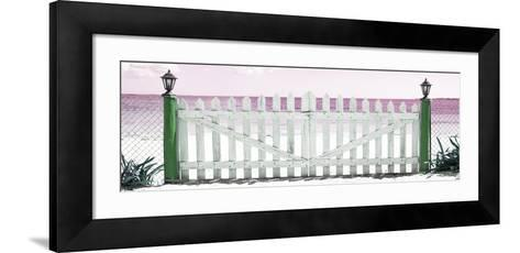 Cuba Fuerte Collection Panoramic - The Gates of Heaven III-Philippe Hugonnard-Framed Art Print