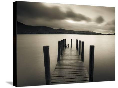 Barrow Bay, Derwent Water, Lake District, Cumbria, England-Gavin Hellier-Stretched Canvas Print