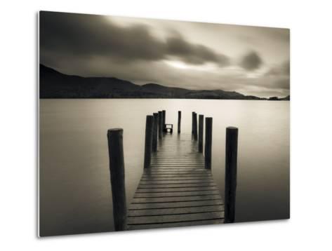 Barrow Bay, Derwent Water, Lake District, Cumbria, England-Gavin Hellier-Metal Print