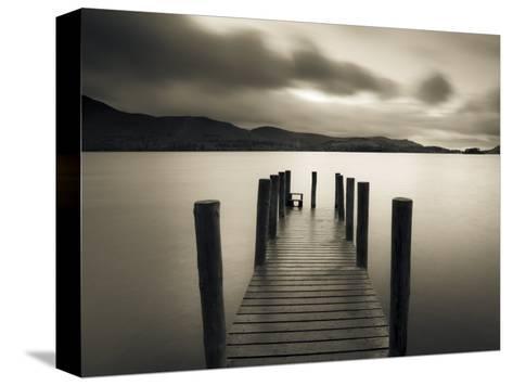 Barrow Bay, Derwent Water, Lake District, Cumbria, England-Gavin Hellier-Stretched Canvas Print