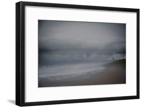 Against the Wind-Valda Bailey-Framed Art Print