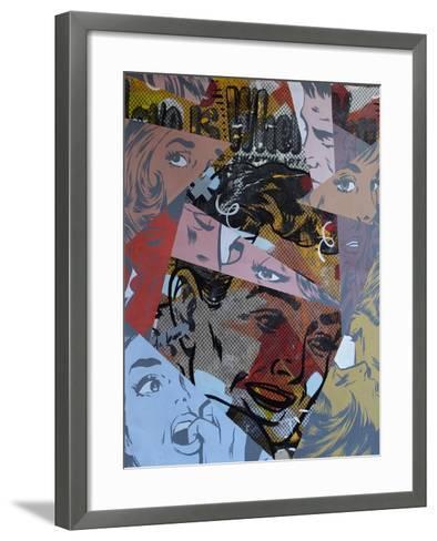 Love Is Where-Dan Monteavaro-Framed Art Print